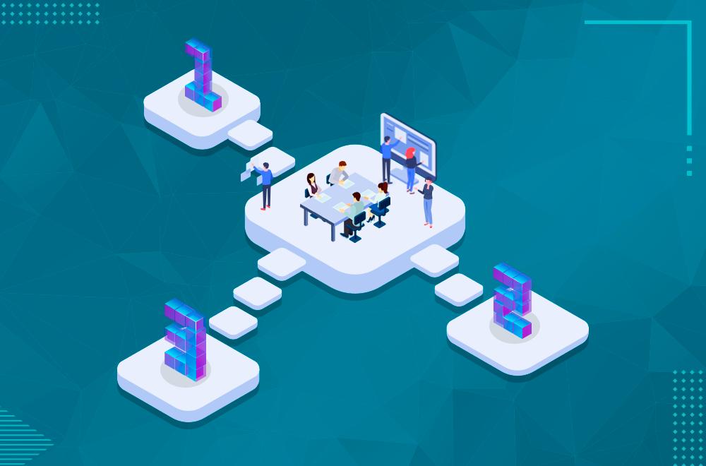 • Diferença entre os três modelos de integração de novos colaboradores